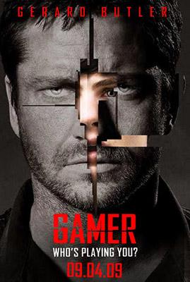 Gamer - Játék a végsőkig poszter