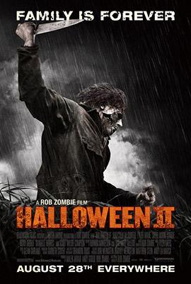 Halloween II poszter