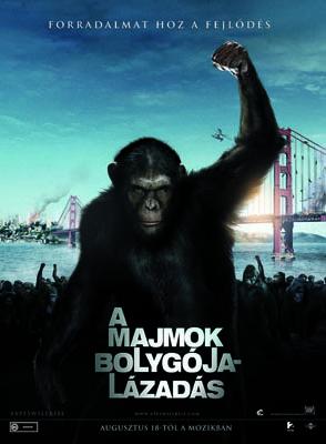 A majmok bolygója - Lázadás