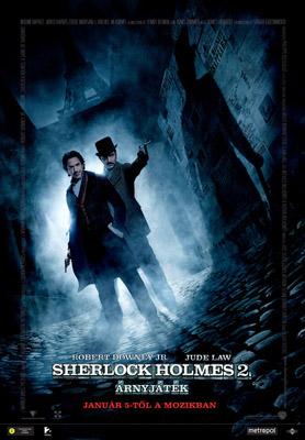 Sherlock Holmes 2 - Árnyjáték