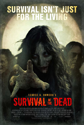 Survival of the Dead poszter