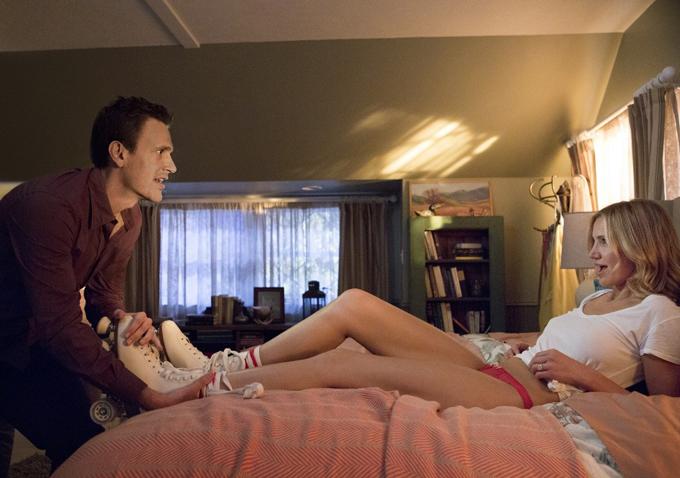 Jason Segel és Cameron Diaz s Sex Tape első fotóján