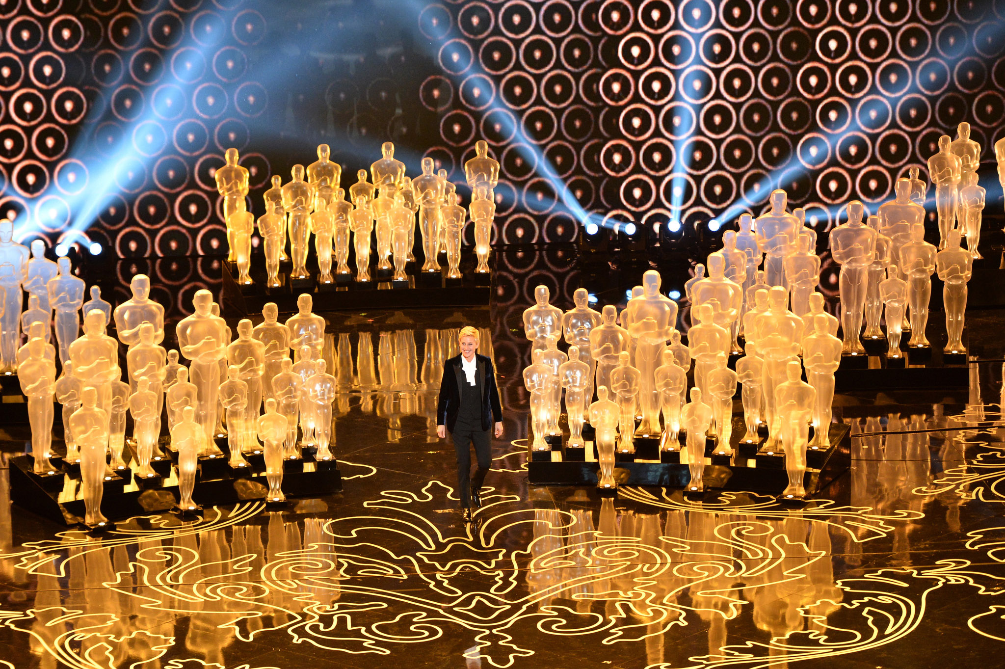 86th Annual Academy Awards - Show