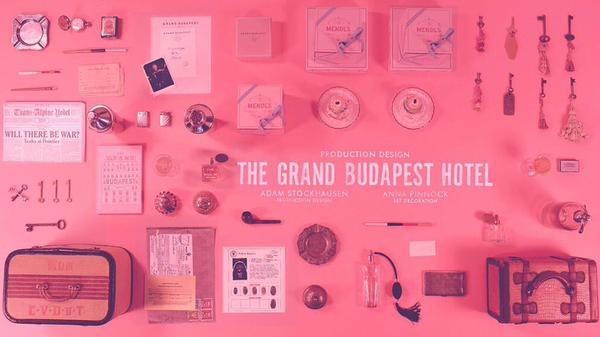 A Grand Budapest Hotel Oscar 2015