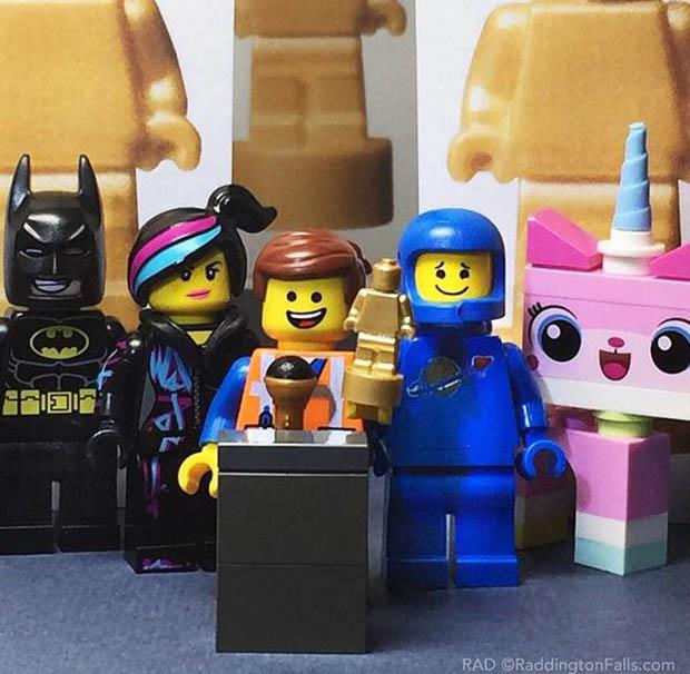 LEGO Movie Oscar 2015-1