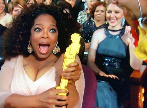 Oprah Winfrey Oscar 2015
