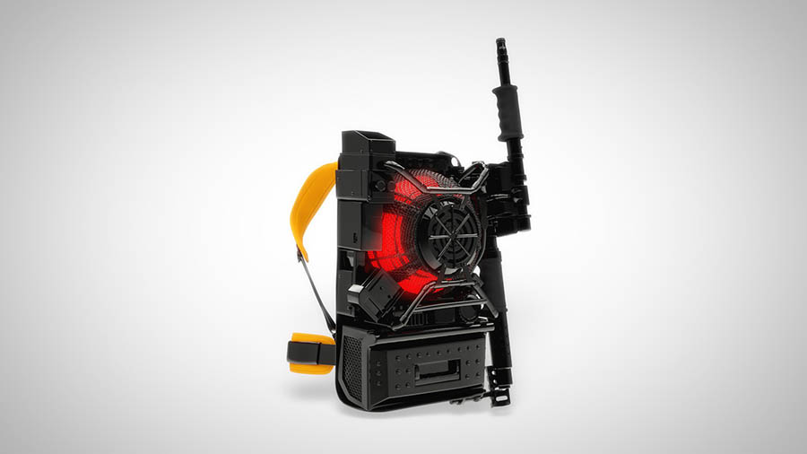 Sony Proton Pack Image 2