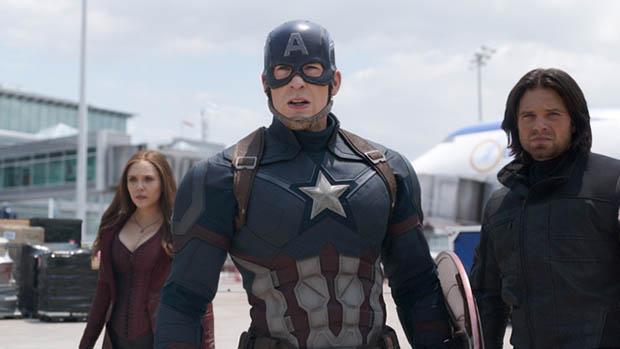 Amerika Kapitány 3 törölt jelenet