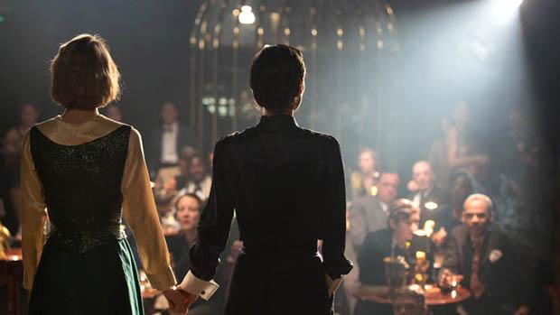 Planetarium előzetes, főszerepben Natalie Portman