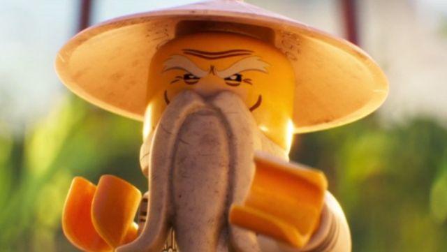 LEGO Ninjago filmrészlet Jackie Channel
