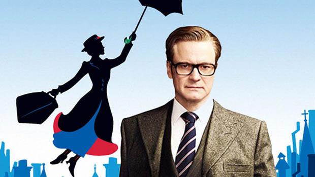 Colin Firth is Mary Poppinsra utazik