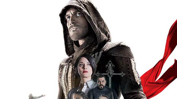 Még egy Assassin's Creed poszter