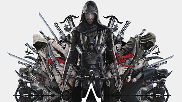 Újfent egy Assassin's Creed poszter