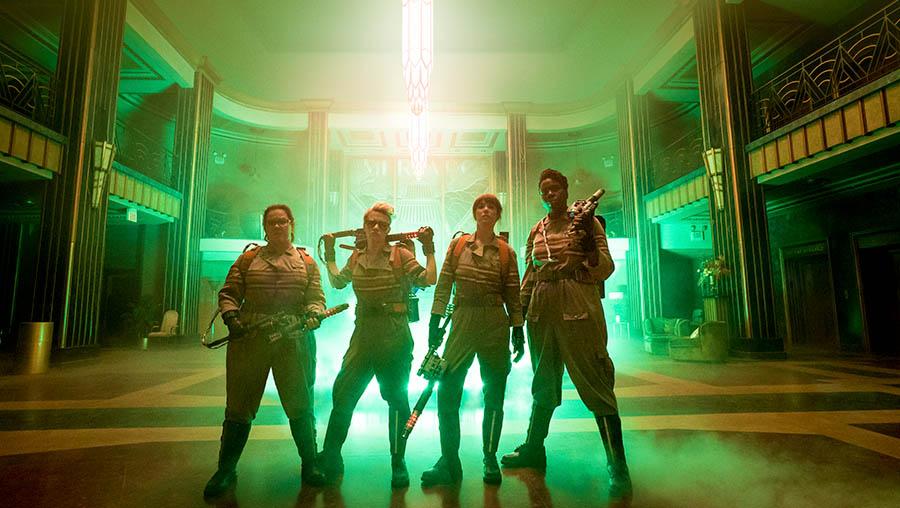 Villámértékelés: Szellemirtók (Ghostbusters)
