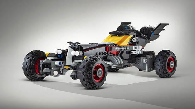 Életnagyságú Batmobile a LEGO-tól és a Chevytől