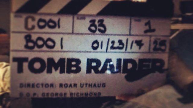 Elkezdődött a Tomb Raider reboot forgatása
