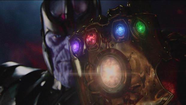 Forog az Avengers 3 + új Fekete Párduc logó