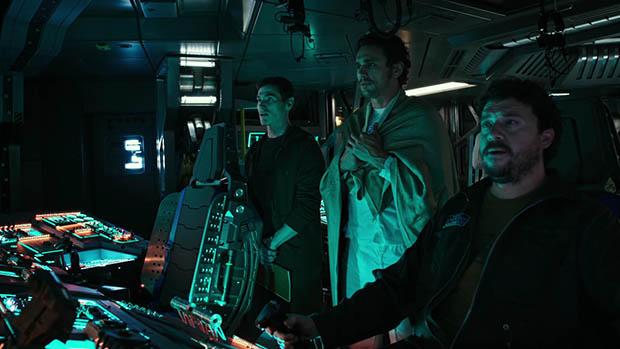 Öt perc az Alien: Covenantből (frissítve a magyarral)