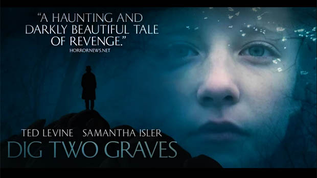 Dig Two Graves: gótikus thriller a láthatáron