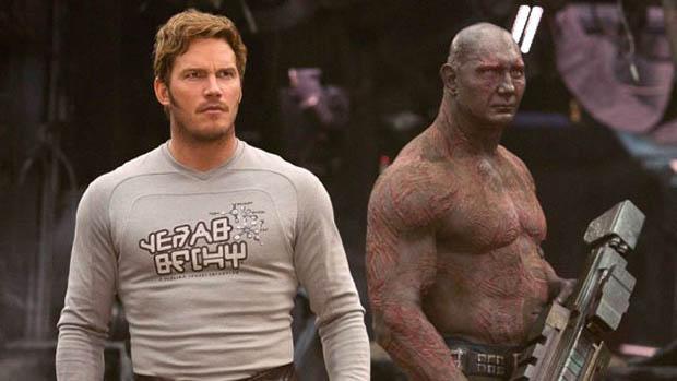 Felbukkant Star-Lord és Drax és Groot sem marad távol