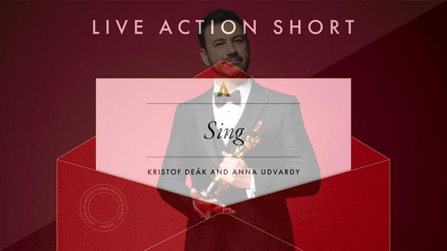 Oscar 2017 Live Blog - A győztesek