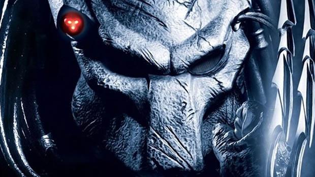 Stábfotón a Predator főszereplői