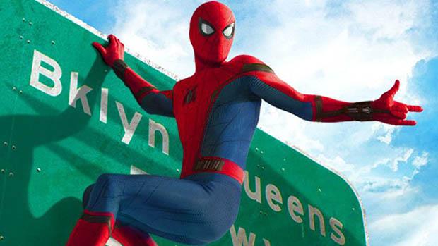 Itt a harmadik Pókember poszter