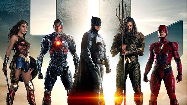 Befutott az ígért Justice League előzetes