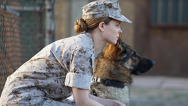 Megan Leavey előzetes, főszerepben Kate Mara