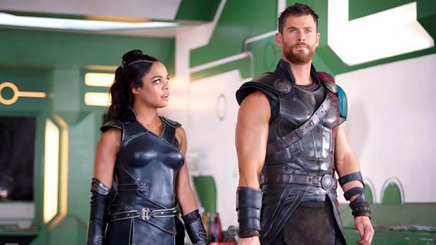 Megérkeztek a Thor: Ragnarok első hivatalos képei