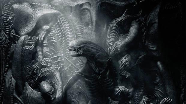 Mindenhol Alien az új poszteren