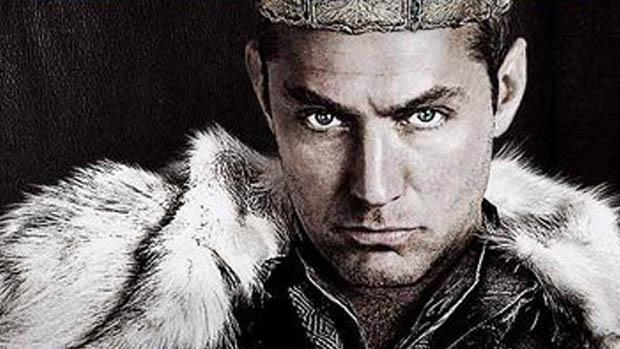 Vortigern is poszterre került az Arthur királyból