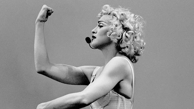 A Universal Madonna életrajzi filmen dolgozik