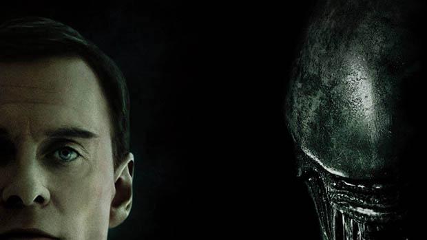 Alien: Covenant nemzetközi poszterek