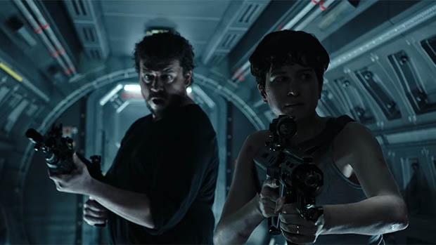 Alien: Covenant triplán a tévében és ünnep is lesz
