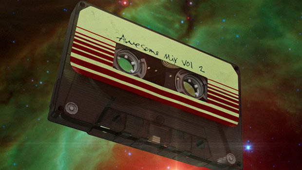 Awesome Mix Vol. 2 tracklista