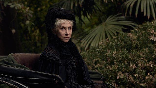 Helen Mirren a Winchester film első hivatalos képén