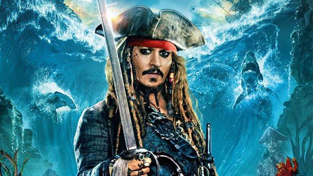 Jack Sparrow a tévékben