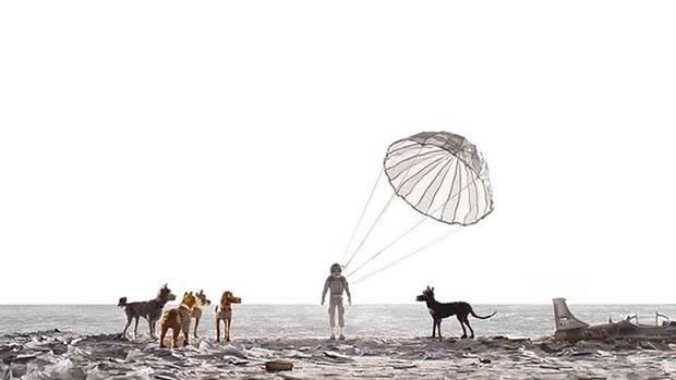 Jövő tavasszal jön Wes Anderson Isle of Dogs filmje