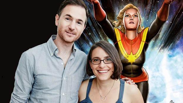 Megvannak a Captain Marvel rendezői