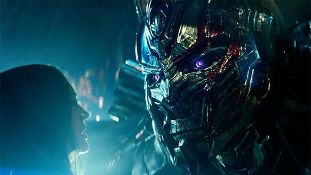 Új Transformers előzetes az Ördögi Optimusszal