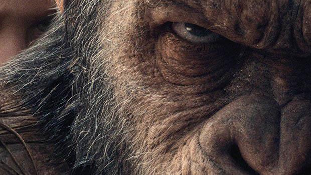 A majmok bolygója: Háború végleges előzetese
