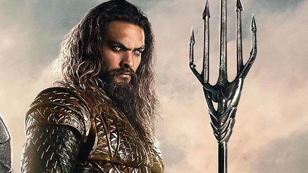 Az első kép az Aquaman film forgatásáról