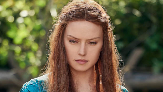 Daisy Ridley az Ophelia első hivatalos képén