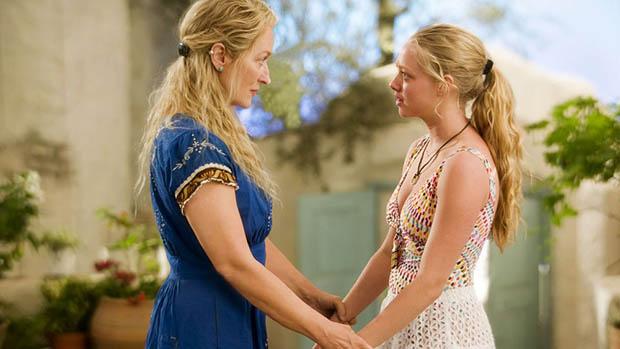 Jövőre nézhetjük a Mamma Mia 2-t