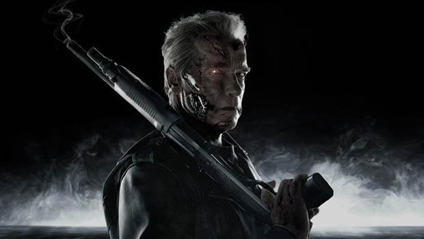 Schwarzenegger visszatér az új Terminátor filmben
