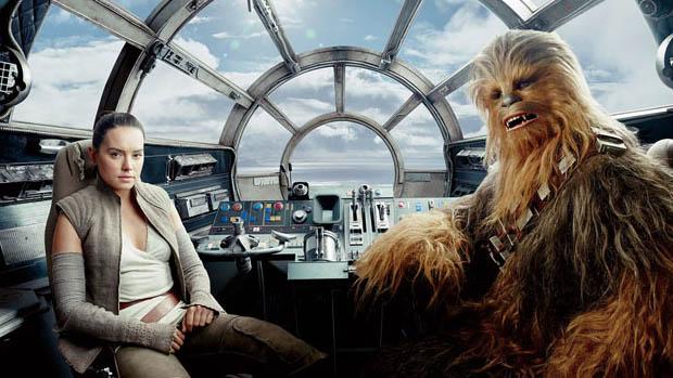 A Star Wars: Az utolsó Jedik kulisszái mögött