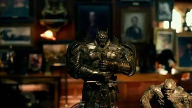Transformers 5 tévéreklám Anthony Hopkinsszal