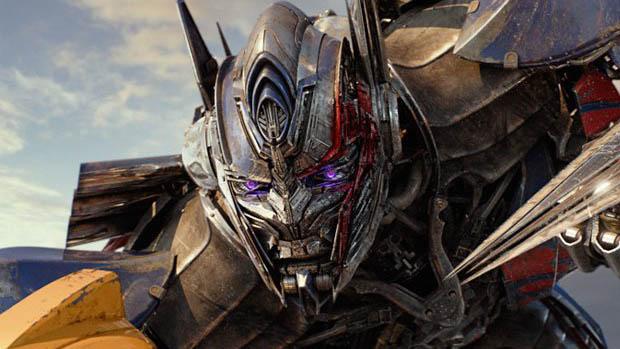 Újabb fél percre tévében a Transformers 5