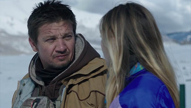 Wind River trailer Jeremy Rennerrel és Elizabeth Olsennel